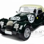 Morgan Plus 4 Super Sports TOK258 #29 1962 Le Mans Winner C Lawrence/R Shepard Baron 1/18 Diecast Model Car by Kyosho
