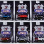 Ground Pounders Collection Series 9 6pc Diecast Car Set 1/64 by M2 Machines