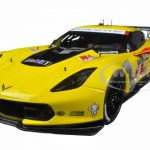 Chevrolet Corvette C7R Daytona 24hrs GTLM 2015 Winner #3 1/18 Model Car by Autoart