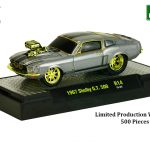 Ground Pounders 6 Cars Set Release 14 IN DISPLAY CASES 1/64 Diecast Model Cars by M2 Machines