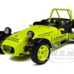 Caterham Super Seven 7 JPE 0-60 World Record Holder 1/18 Diecast Model Car by Kyosho