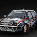 Lancia Delta Integrale HF 16V #6 1991 Rally Safari Team Martini J.Kankkunen/J.Piironen 1/43 Diecast Model Car by HPi Racing