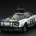 Lancia Stratos HF #6 1976 Rally Safari 1/24 Diecast Car Model by HPi Racing