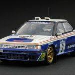 Subaru Legacy RS #2 1991 Manx F.Chatriot / M.Perin 1/43 Diecast Model Car by HPi Racing