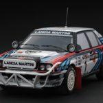 Lancia Delta HF Integrale 16V #1 1991 Rally Safari Team Martini J.Recalde/M.Christie 1/43 Diecast Model Car by HPi Racing