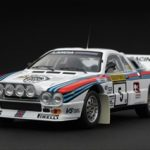 Lancia 037 #5 1983 Rally 1000 Lakes P.Airikkala/J.Piironen 1/43 Diecast Model by HPi Racing