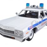 1975 Dodge Monaco Chicago Police The Blues Brothers Movie 1/24 Diecast Model Car by Greenlight