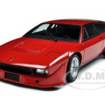 Lamborghini Urraco Rally Red 1/18 Diecast Car Model by Kyosho