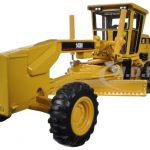 Caterpillar 140H Motor Grader Core Classics Series with Operator 1/50 Diecast Model by Diecast Masters