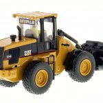 CAT Caterpillar 924G Versalink Wheel Loader with Work Tools Core Classics Series with Operator 1/50 by Diecast Masters