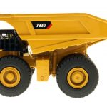 CAT Caterpillar 793D Mining Truck Core Classics Series with Operator 1/50 Diecast Model by Diecast Masters