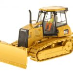 CAT Caterpillar D6K XL Track-Type Dozer with Operator High Line Series 1/50 Diecast Model by Diecast Masters