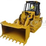 CAT Caterpillar 963D Track Loader with Operator Core Classics Series 1/50 Diecast Model by Diecast Masters