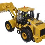 CAT Caterpillar 950H Wheel Loader with Operator 1/50 Diecast Model by Diecast Masters