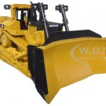 CAT Caterpillar D11T Track Type Tractor with Operator 1/50 Diecast Model by Diecast Masters