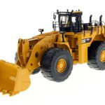 CAT Caterpillar 993K Wheel Loader with Operator High Line Series 1/50 Diecast Model by Diecast Masters
