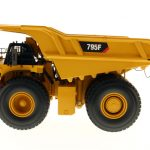 CAT Caterpillar 795F AC Electric Drive Mining Truck with Operator High Line Series 1/50 Diecast Model by Diecast Masters