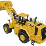 CAT Caterpillar 988K Wheel Loader with Operator High Line Series 1/50 Diecast Model by Diecast Masters
