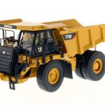 CAT Caterpillar 390F LME Hydraulic Tracked Excavator High Line  Series with Operator 1/50 Diecast Model by Diecast Masters