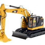 CAT Caterpillar 335F LCR with Operator High Line Series 1/50 Diecast Model by Diecast Masters