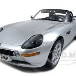 BMW Z8 James Bond 007 From World Is Not Enough Movie 1/12 Diecast Model Car by Kyosho