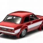 1974 Ford Escort RS 2000 MKI Red 1/43 Diecast Car Model  by Greenlight