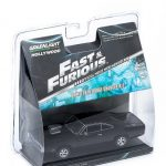 Doms 1970 Dodge Charger Black The Fast and The Furious Movie (2001) in Blister Pack 1/43 Diecast Car Model by Greenlight