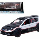 Brians 2009 Subaru Impreza WRX STi The Fast and The Furious Movie (2009) 1/43 Diecast Car Model by Greenlight