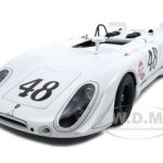 Porsche 908/2 2nd Position Green Park Sebring 1970 #48 Steve Mcqueen 1/18 Diecast Car Model by Autoart