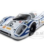 Porsche 917K  Elford/Ahrens 1970 #16 1/18 Diecast Model Car by Autoart