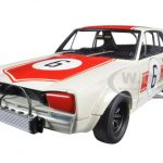 Nissan Skyline GT-R (KPGC10) Racing 1971 Kunimitsu Takahashi #6 Japan GP Winner 1/18 Diecast Model Car by Autoart