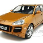 Porsche Cayenne GTS Metallic Orange 1/18 Diecast Car Model by Norev