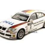 BMW 320Si Jorg Muller #2 Schnitzer 1/18 Diecast Model Car Model by Guiloy