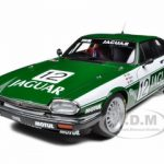 Jaguar XJ-S TWR Racing  ETCC SPA-Francochamps 1984 Winner Heyer/Percy #12 1/18 Diecast Model Car by Autoart