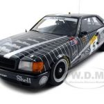 Mercedes 500 SEC AMG 1989 SPA #5 24 HRS Race SPA Franchorchamps Heyer/Mertes/Wess1/18 Diecast Car Model by Autoart