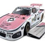 Porsche 935 K3 1980 Le Mans #42 Italia/Kremer Rolf Stommelen (D)/ Alex Plankenhorn (D)/ Tetsu Ikuzawa (J) 1/18 by True Scale Miniatures