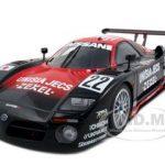 Nissan R390 GT1 #22 Unisia Jecs R.Patrese / E.Van De Poele / A.Suzuki 1/18 Diecast Car Model by Autoart
