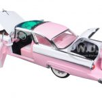 1955 Ford Crown Victoria Pink 1/18 Diecast Model Car by Road Signature