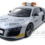 Audi R8 DTM Safety Car 2008 1/18 Diecast Model Car by Kyosho
