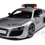 Audi R8 V10 5.2FSi Quattro 2010 DTM Safety Car 1/18 Diecast Model Car by Kyosho