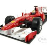 2010 F.Massa F10 Bahrain GP Ferrari Team F1 1/18 Diecast Model Car by Hotwheels