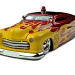 1951 Mercury Fire Chief 1/24 Diecast Model Car by Jada