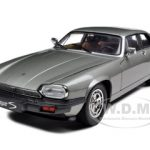 1975 Jaguar XJS Coupe Silver 1/18 Diecast Car Model by Road Signature