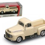 1948 Ford F-1 Pick Up Cream 1/43 Diecast Model Car by Road Signature