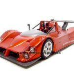 Ferrari 333 SP 60 Anniversary Relay Elite Edition Red 1/18 Diecast Model Car by Hotwheels
