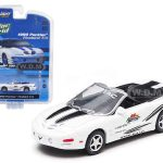 1999 Pontiac Firebird Trans Am 30th Anniversary Daytona 500 Pace Car 1/64 Diecast Model Car by Greenlight