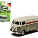 Volkswagen Panel Van German Edition Motor World 1/64 Diecast Car Model by Greenlight