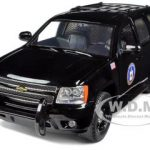 2010 Chevrolet Tahoe CIA 1/24 Diecast Car Model by Jada