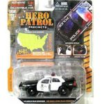 Ford Crown Victoria Los Angeles Police Department LAPD Car 1/64 Diecast Car Model by Jada