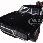 Doms 1970 Dodge Charger R/T Off Road Version Fast & Furious 7 Movie 1/24 Diecast Model Car by Jada